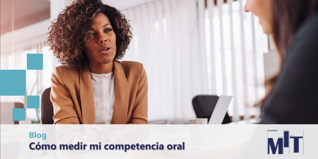 Competencia oral